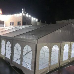 אוהל אירועים 10/30