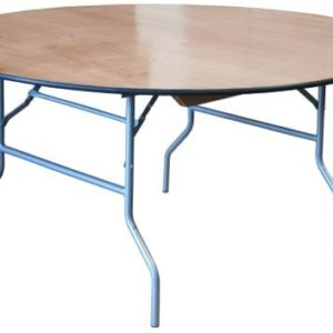 "שולחן עגול קוטר 160 ס""מ – Round table 160 cm"